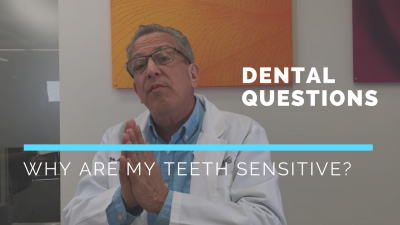 Why are my teeth sensitive